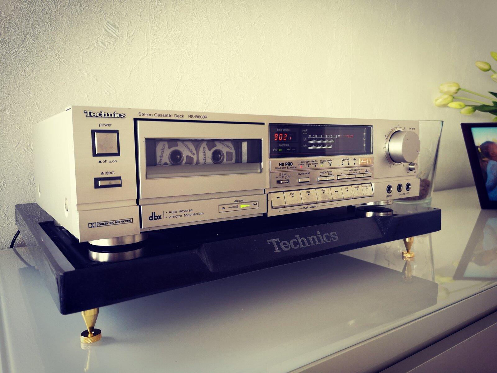Technics RS-B608R