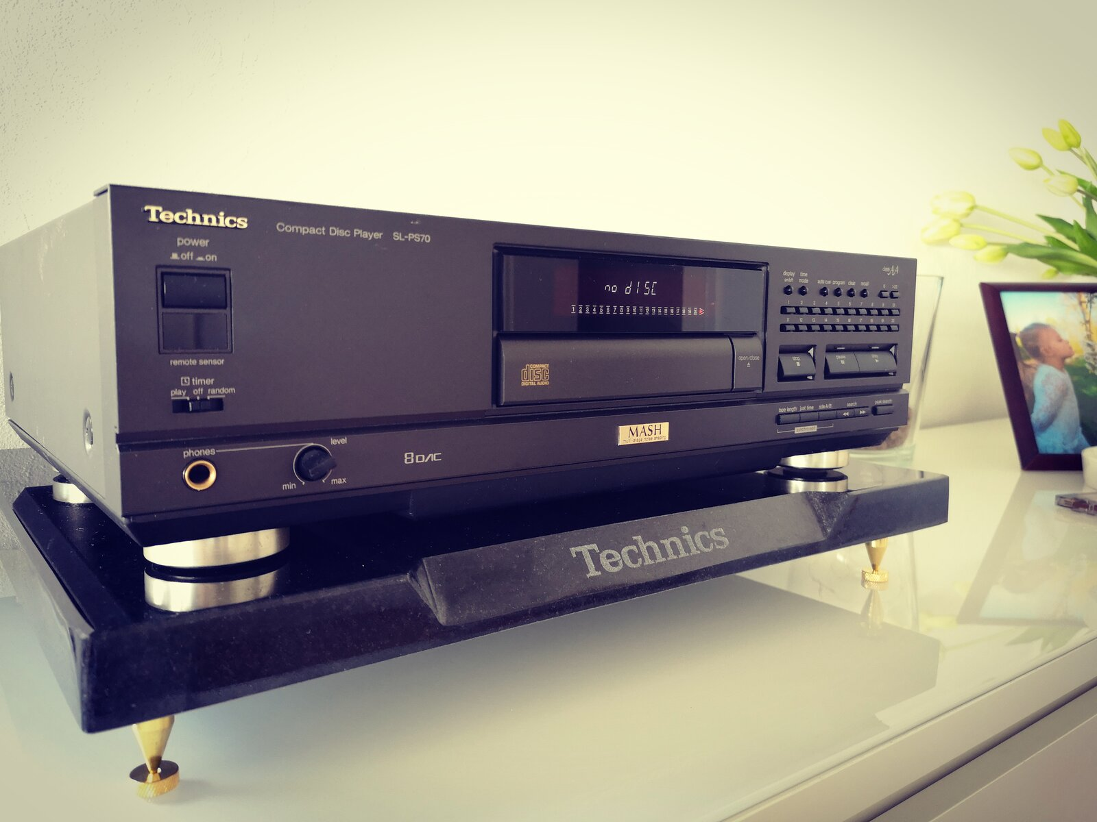 Technics SL-PS70
