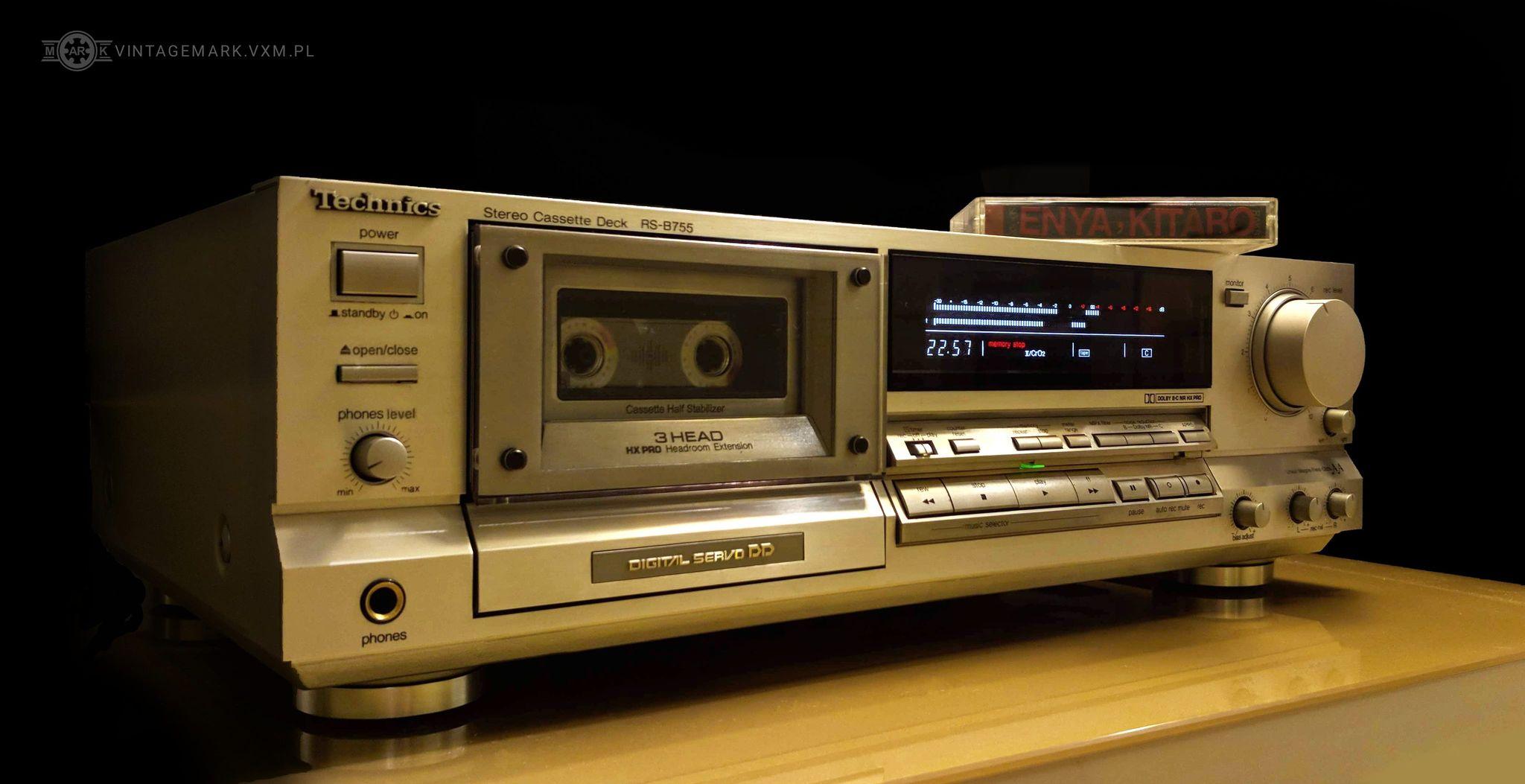 Technics Tape Club